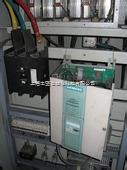 杭州西门子6RA7018上电显示F004维修