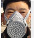 供应复式防尘口罩,防毒口罩,防护面罩