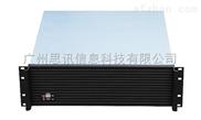 思讯16路1080P高清解码电视墙服务器,一接四屏电视墙