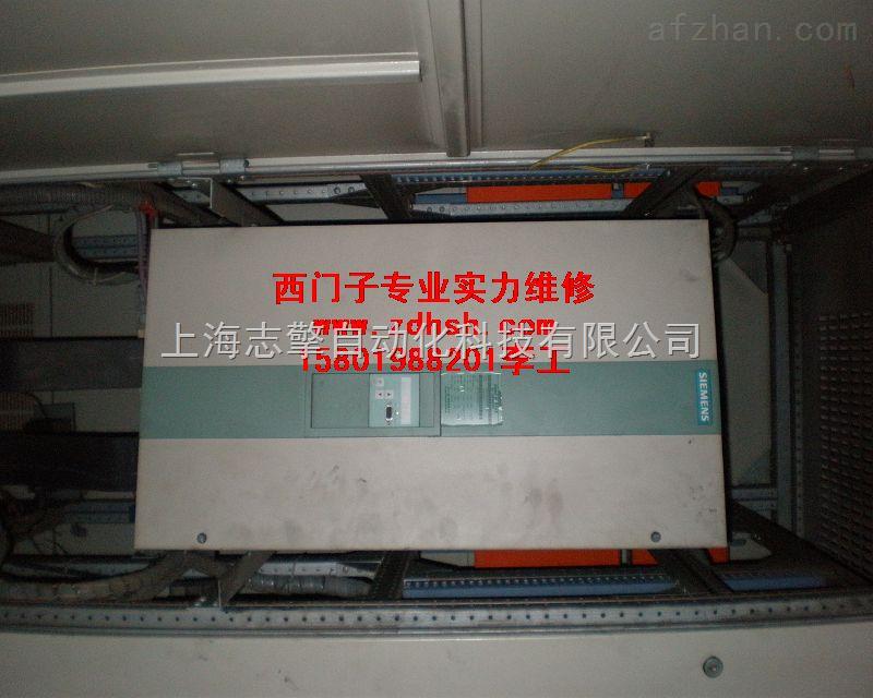 苏州西门子6RA7081上电无显示维修