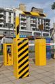 供四川德阳市ARM高端一进一出小区停车场管理系统