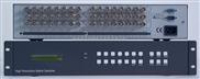 色差矩阵 YPrPb矩阵 八进八出色差信号矩阵 支持IPAD控制