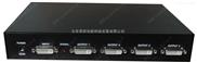 四口DVI分配器 1分4DVI视频分配器 4路DVI-D分配器