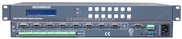4路VGA音视频切换器 自动切换 可自动探测输入VGA信号 无需人工