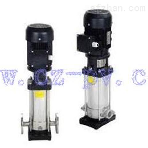 CDLF立式多级不锈钢离心泵诚展泵阀(美观、节能)