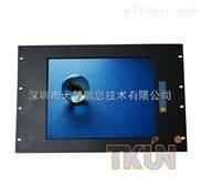 厂家直销TK104SVGA 10.4寸强固型铝面板LED工业触摸显示器