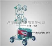 GSFW6130C高杆移动照明车