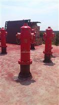 SSKF100/65—1.6快开调压防冻防撞型室外地上消火栓