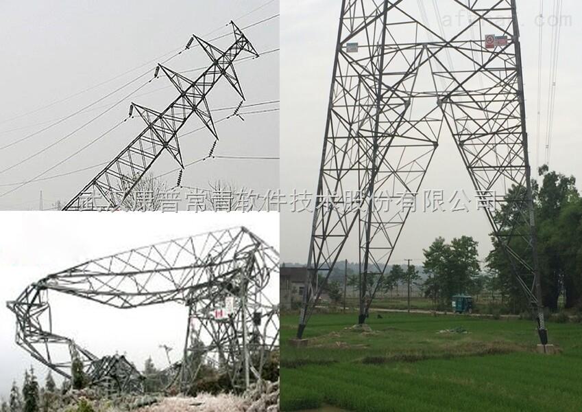 准分布式全光网输电线路杆塔倾斜在线监测系统