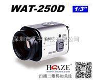 WATEC超高灵敏度彩色摄像机