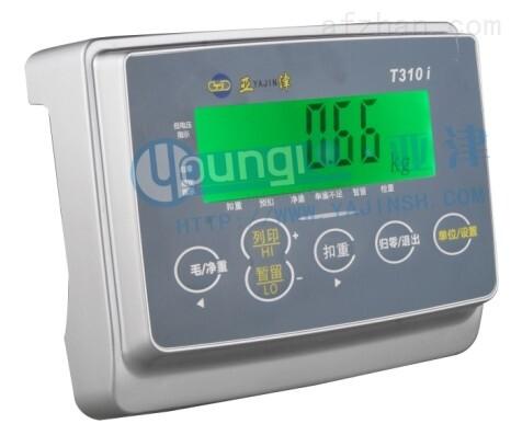 T310i计重显示器图片