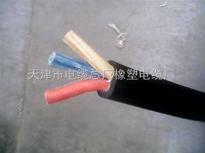 JHS防水电缆,JHS 3*95+1*25潜水泵橡套软电缆