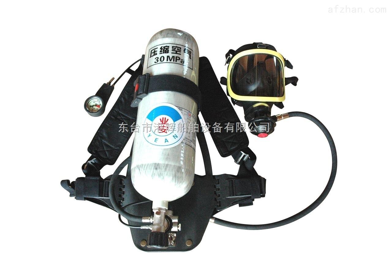 优质销售济南消防空气呼吸器