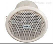 正品 ABK欧比克 公共广播WA263吸顶音响喇叭扬声器6W带后罩天花吊顶音箱
