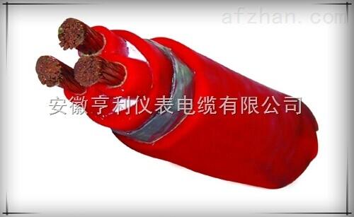 氟46绝缘阻燃护套ZR-YGGP硅橡胶电缆