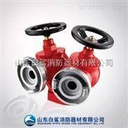 消防设备厂直销双阀双出口减压稳压型室内消火栓