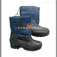 耐低温防冻鞋 液氮防护靴 冷库工作防寒干冻防冻保护鞋