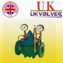 进口水用减压阀_英国UK优科知名品牌