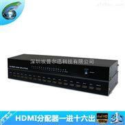 16口HDMI分配器