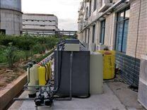 博斯达BSD食药监局实验室污水处理装置工艺流程
