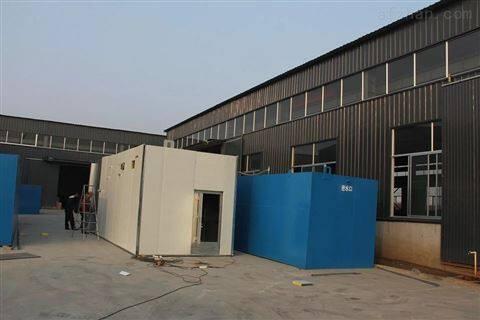 WSZ-A-4地埋式污水处理设备