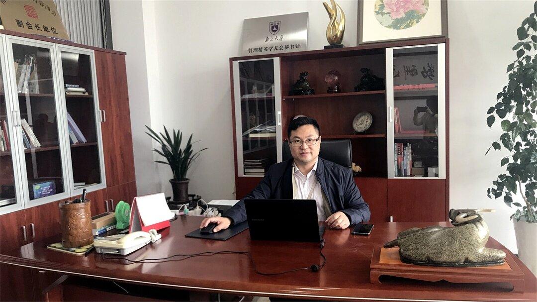 运筹帷幄之中 决胜千里之外 访南京同科总经理王志坚
