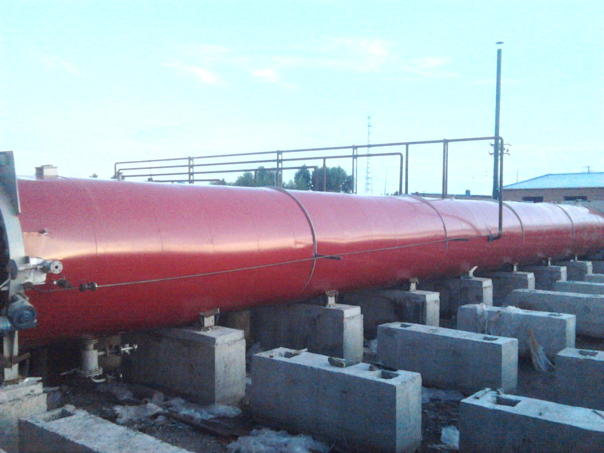任丘玻璃棉彩钢板设备保温施工队方案 专业管道保温施工高清图片