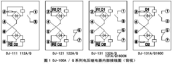dj-112a/q---dj-112a/q电压继电器