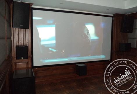 S-150 解析高端家庭影院方案,宜居推荐美国MK
