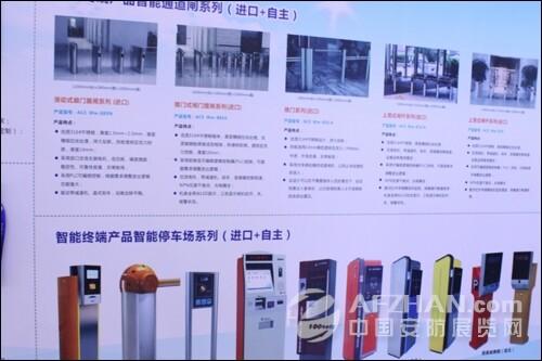 达实门禁一卡通系统继2009年推出32位系列门禁控制器
