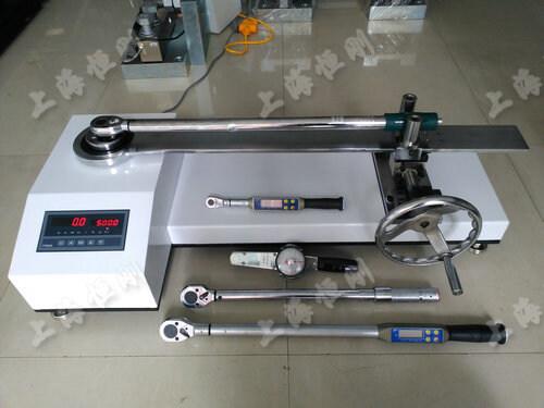 SGNJD型号的扭矩板子检定仪